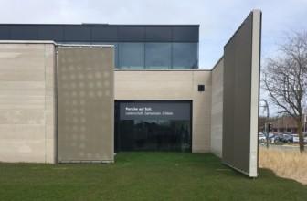 Porsche-Zentrum, Sylt (DE)